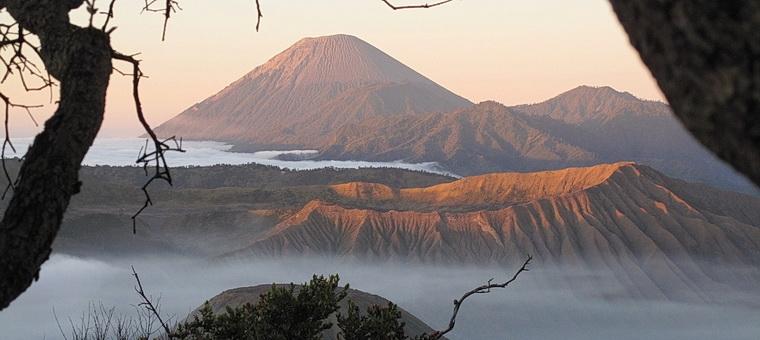 Bromo-vulkaan